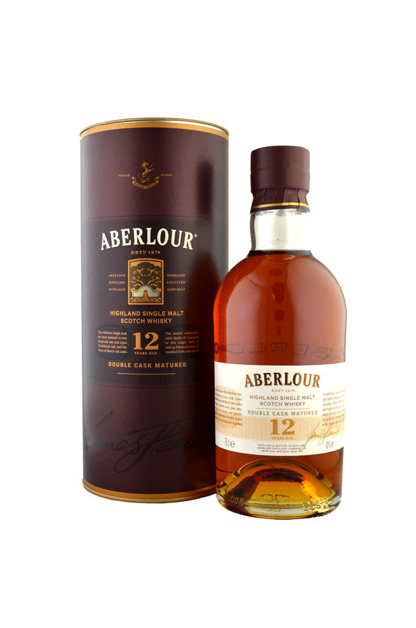 Aberlour 12 Year Old Double Cask Matured | 48% 700ml