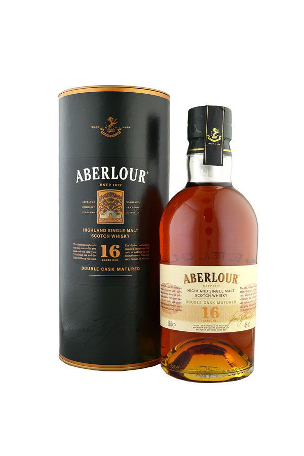 Aberlour 16 Year Old Double Cask Matured | 40% 700ml