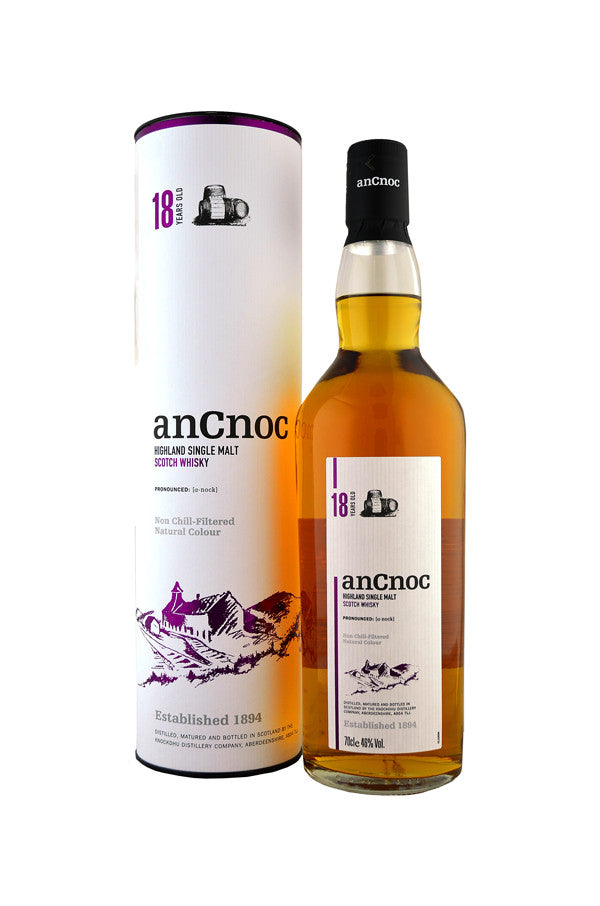 anCnoc 18 Year Old | 46% 700ml