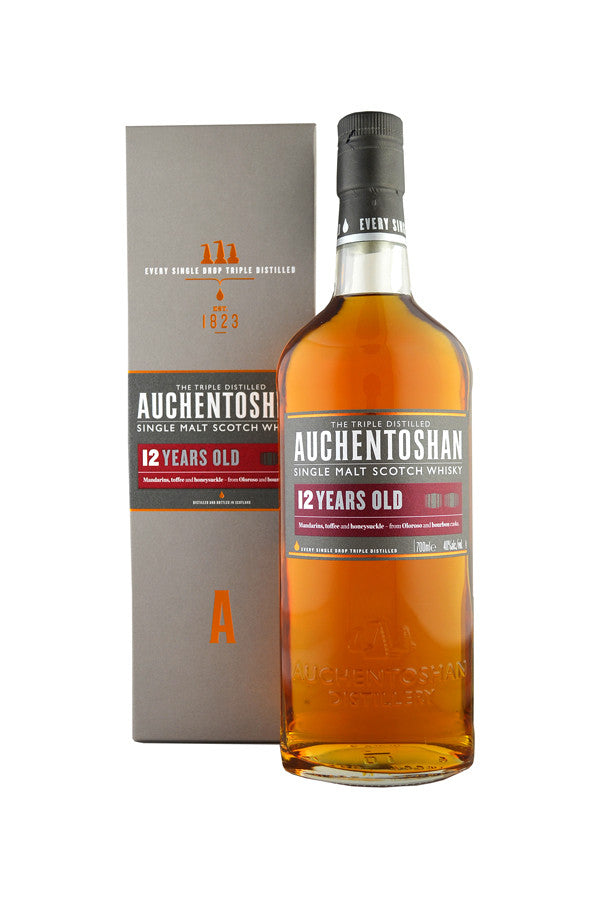 Auchentoshan 12 Year Old | 40% 700ml