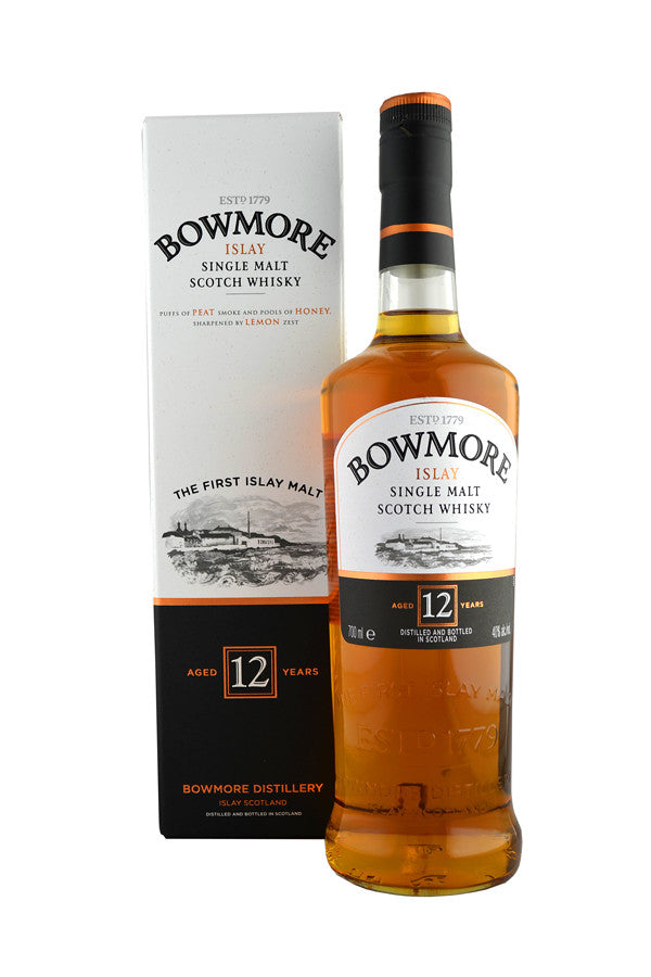 Bowmore 12 Year Old | 40% 700ml  Whisky