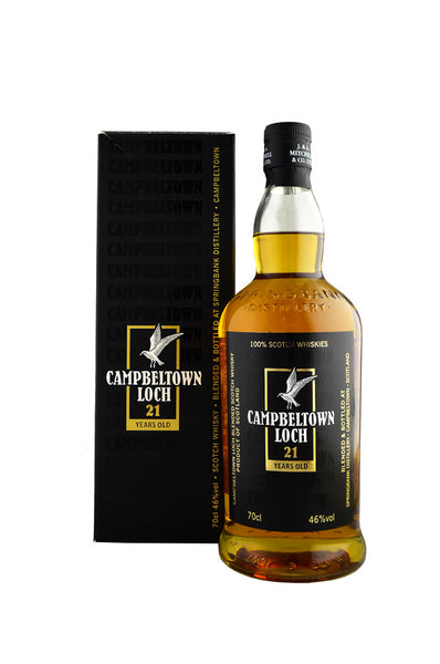 Campbeltown Loch 21 Year Old Blend | 46% 700ml