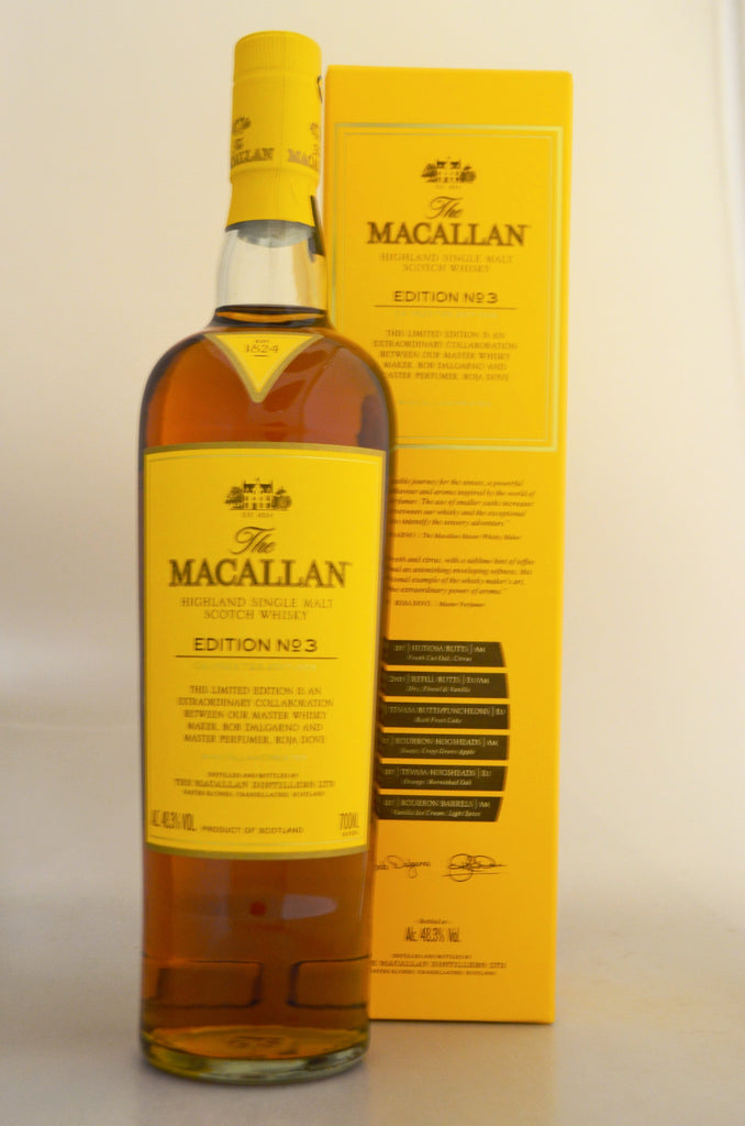 Macallan Edition No 3 48.3% 70cl