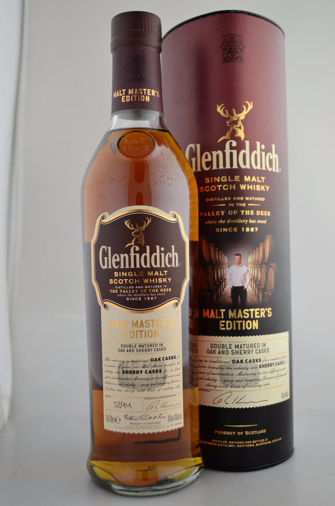 Glenfiddich Malt Masters Edition - Sherry Cask Finish 70cl 43%