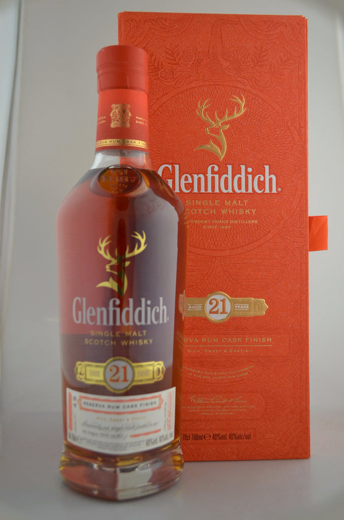 Glenfiddich 21 Year Old | 40% 700ml