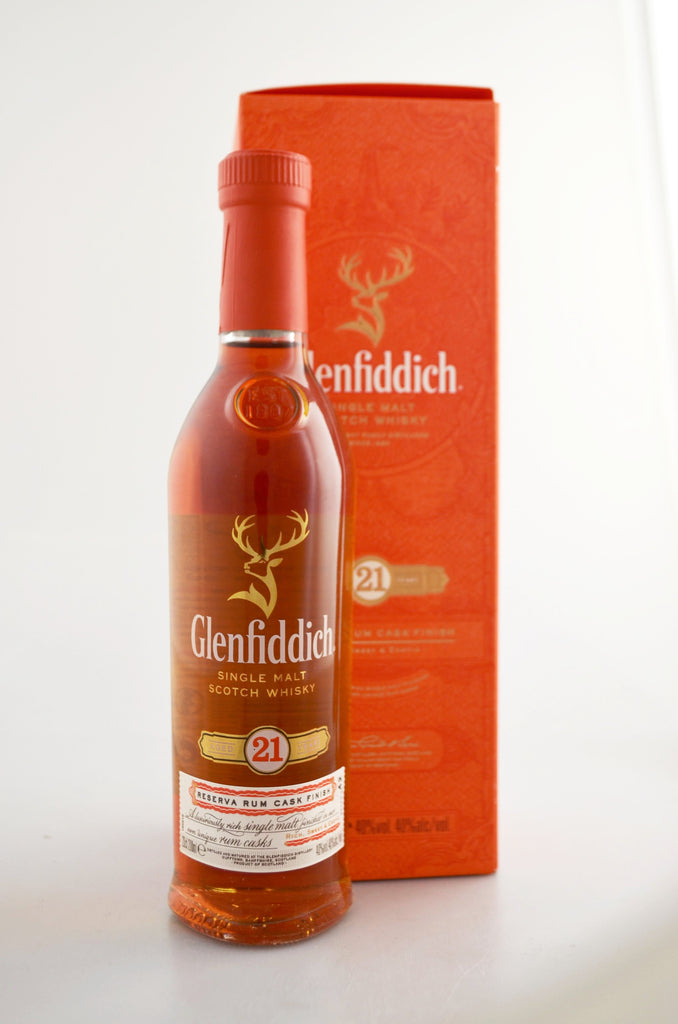 Glenfiddich 21 Year Old | 40% 200ml
