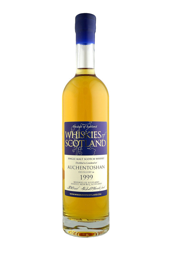 Tobermoray 1995 Whiskies of Scotland 20cl | 57.2%  Whisky