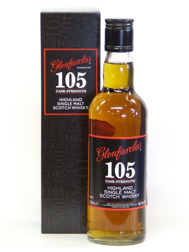 Glenfarclas 105 Cask Strength 35cl | 60%  Whisky