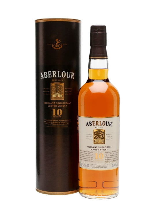 Aberlour 10 Year Old | 40% 700ml