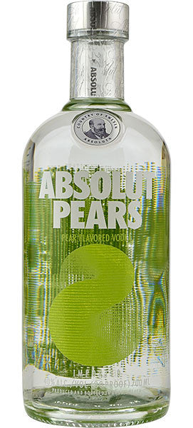 Absolut Pear Vodka | 40% 700ml