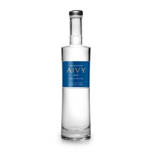 Aivy Blue Grain Swedish Vodka | 40% 700ml  Vodka