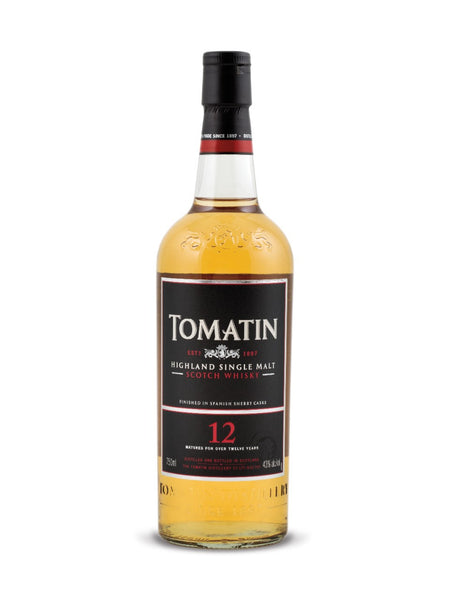 Tomatin 12 Year Old | 40% 700ml