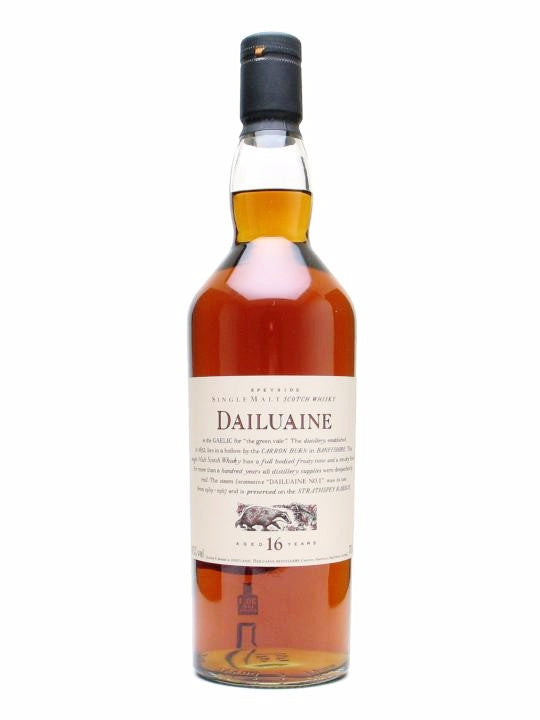 Dailuaine 16 Year Old Flora & Fauna | 43% 700ml  Whisky