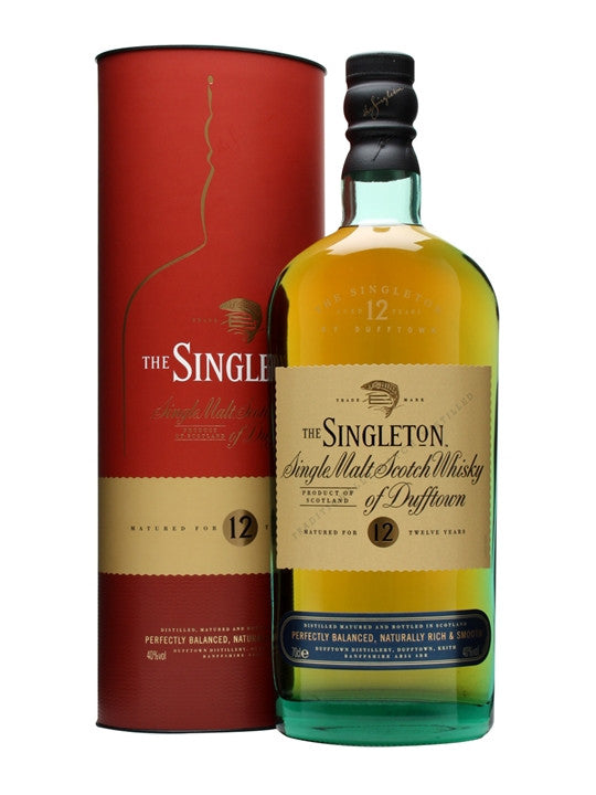 Singleton of Dufftown 12 Year Old | 40%  Whisky