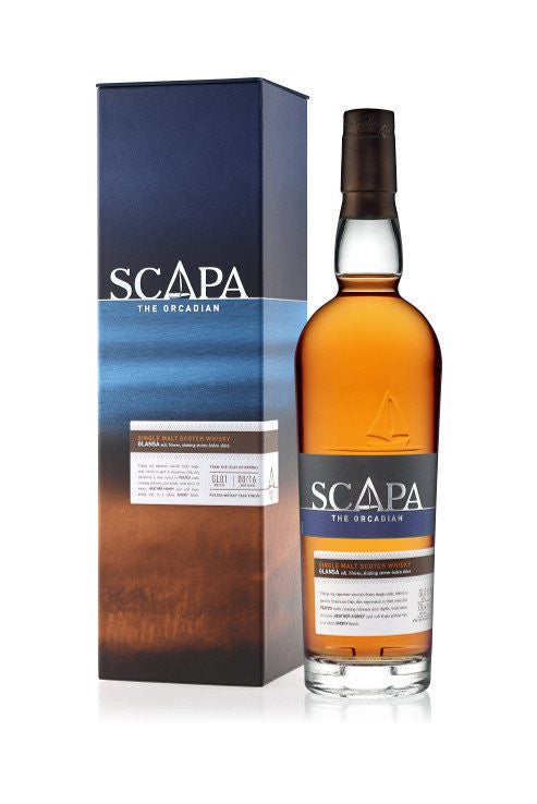 Scapa 'The Orcadian' Glansa | 40%  Whisky