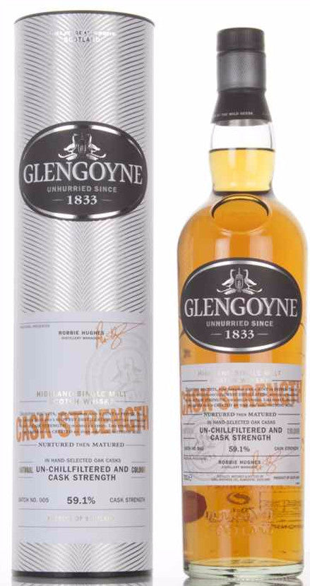 Glengoyne Cask Strength Batch 5 | 59.1% 700ml