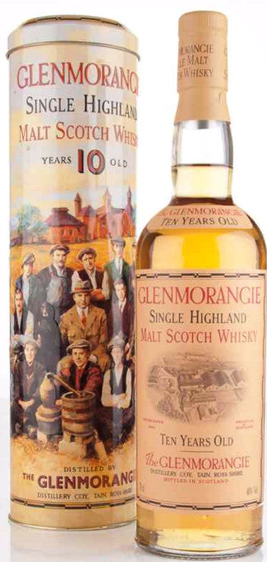 Glenmorangie 16 Men of Thain 10 Year Old | 40% 700ml