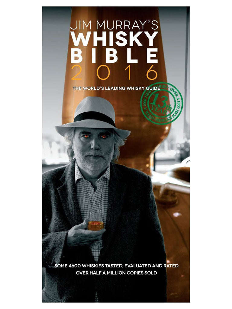 Jim Murray's Whisky Bible 2016 | 0%  Whisky