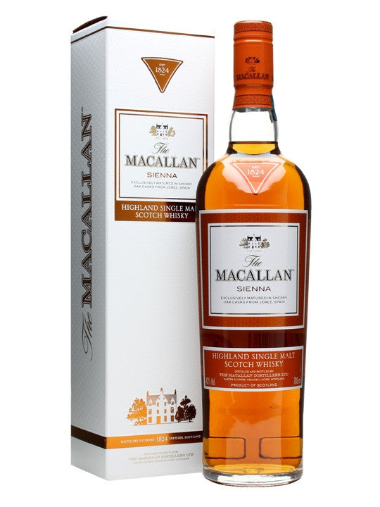 Macallan Sienna | 43% 700ml