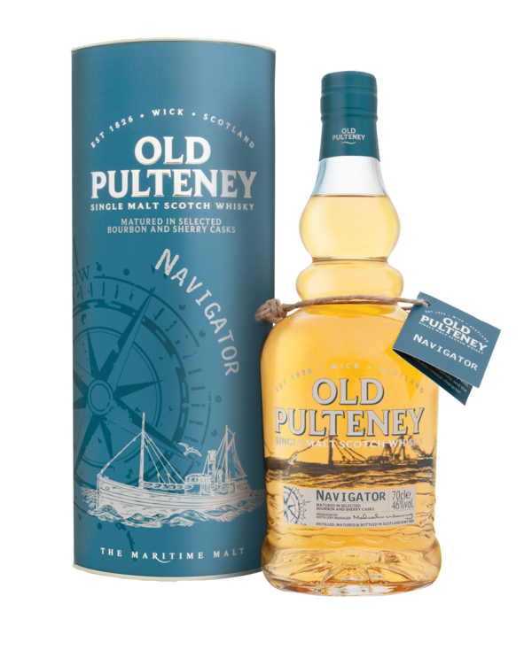 Old Pulteney Navigator | 46%  Whisky