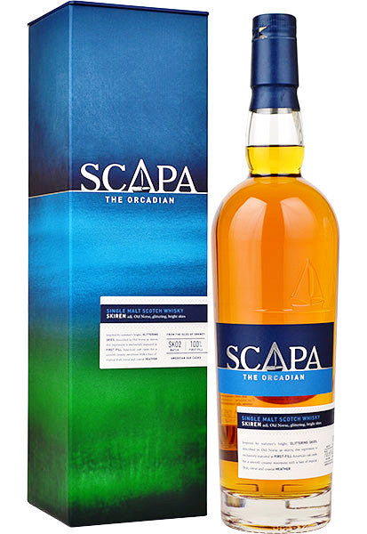 Scapa 'The Orcadian' Skiren | 40%