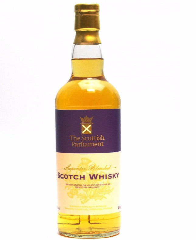 Scottish Parliament Superior Blend | 40% 700ml  Whisky