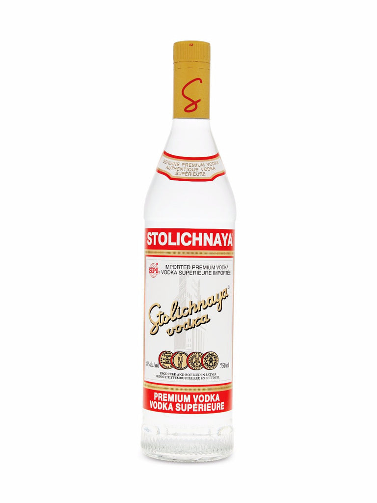 Stolichnaya Vodka 100 Proof | 40% 700ml  Whisky