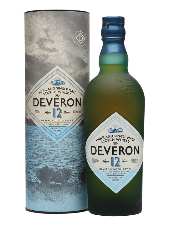 The Deveron 12 Year Old | 40% 700ml