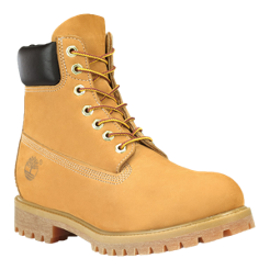 "Timberland Men's Icon 6"" Boots - Wheat"