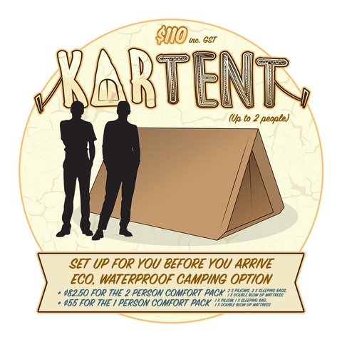 KARTENT (2 PEOPLE)