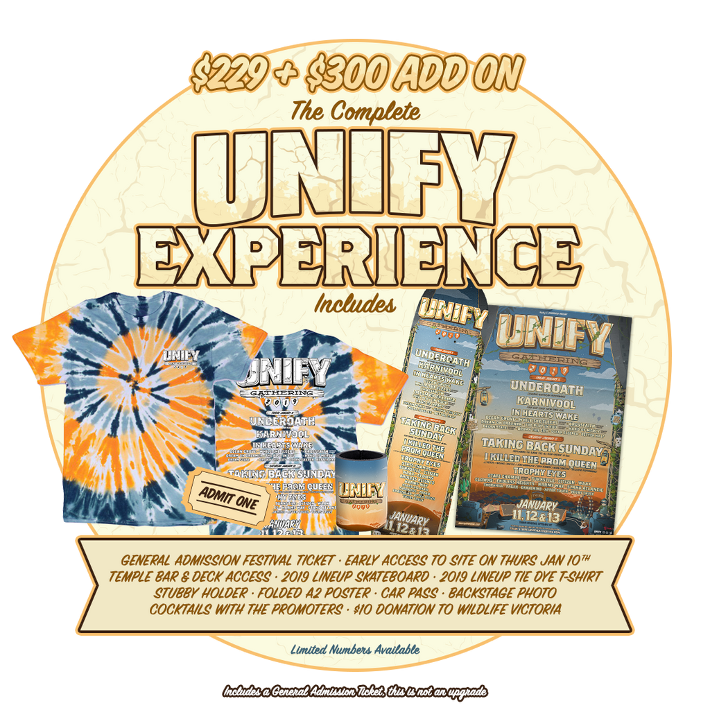 UNIFY 2019 – TICKET