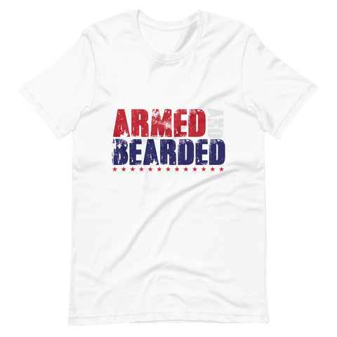 Armed and Bearded T-Shirt
