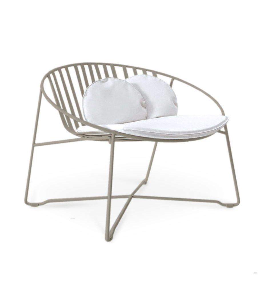 Juniper House-Almeco-Another Lounge Chair-Beige