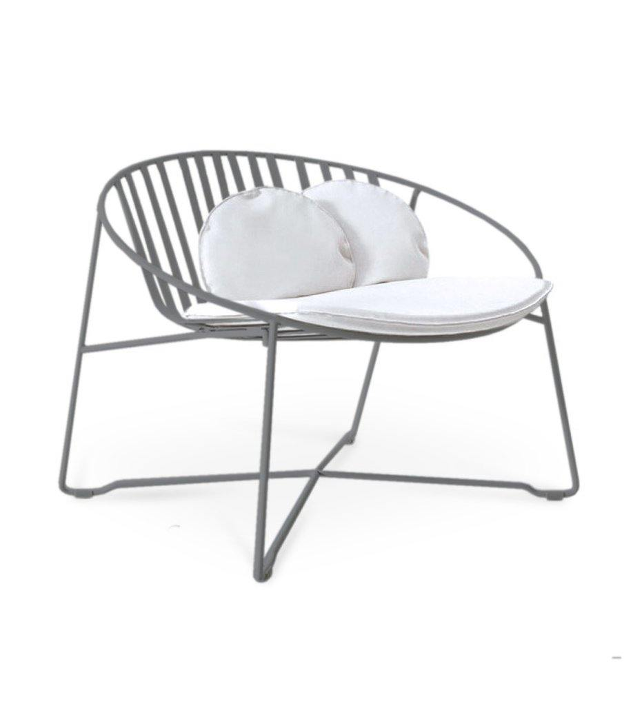 Juniper House-Almeco-Another Lounge Chair-Cloud Grey