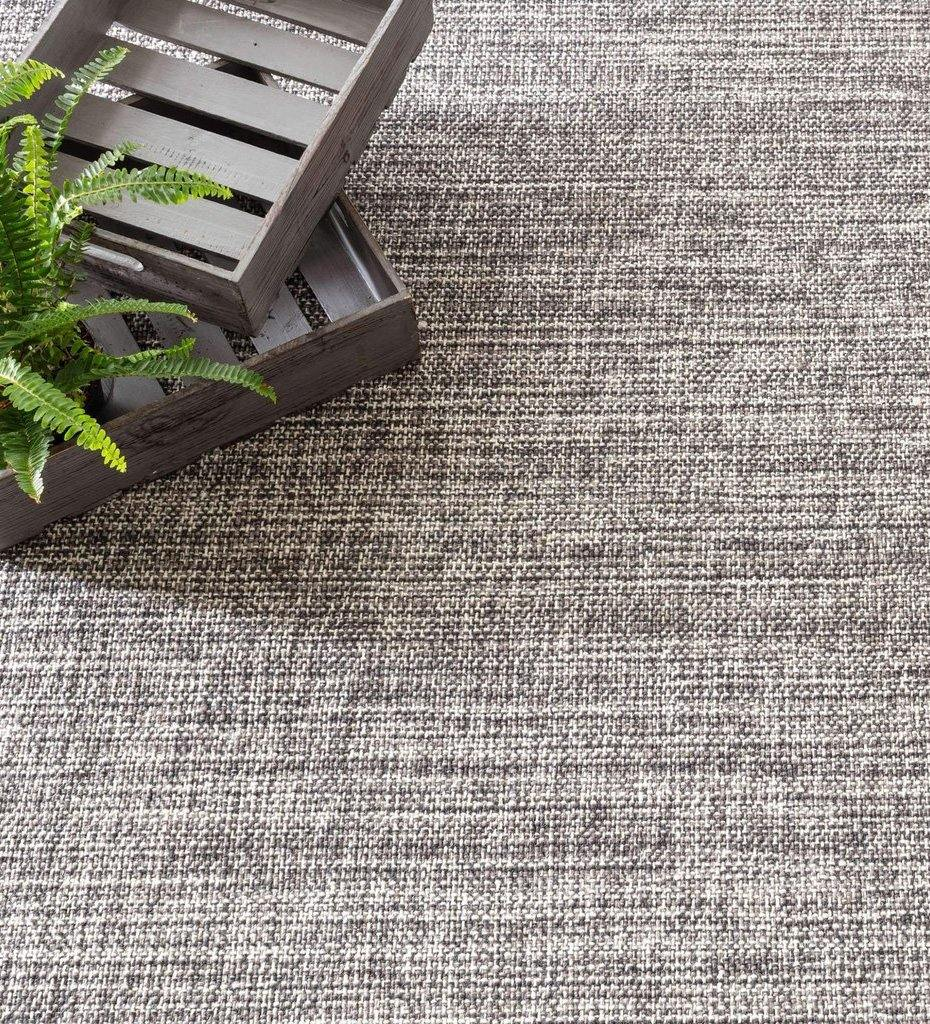 Annie Selke Dash & Albert Bunny Williams Bella Grey Woven Wool Rug