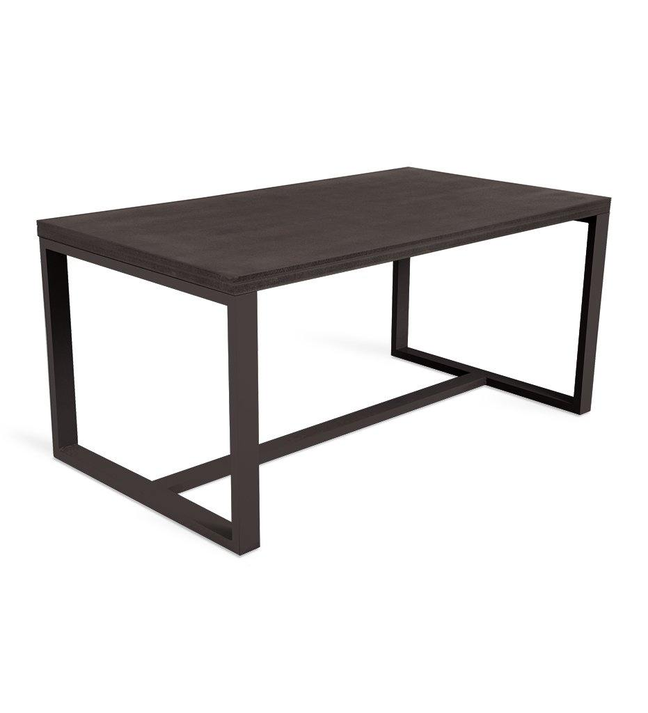 Juniper House-Almeco-Block Table with HPL Top