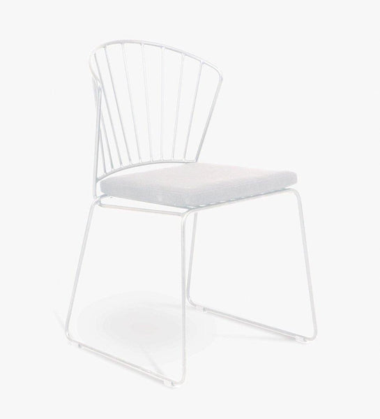 Almeco Cezanne Indoor Outdoor Wire Dining Chair