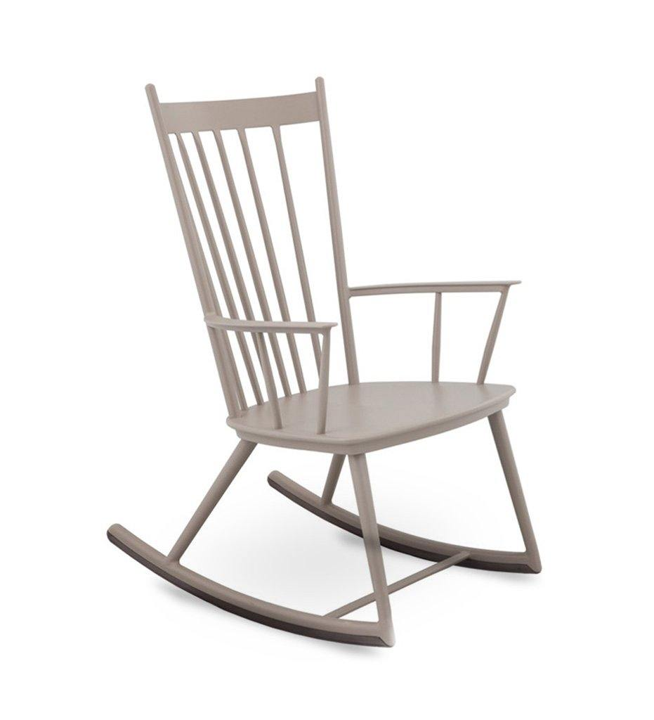 Juniper House-Almeco-Colby Rocking Chair Alu
