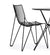 Juniper House-Almeco-Genesi Chair black
