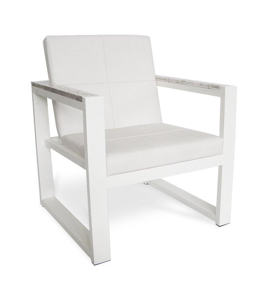 Juniper House-Almeco-Grande Lounge Chair