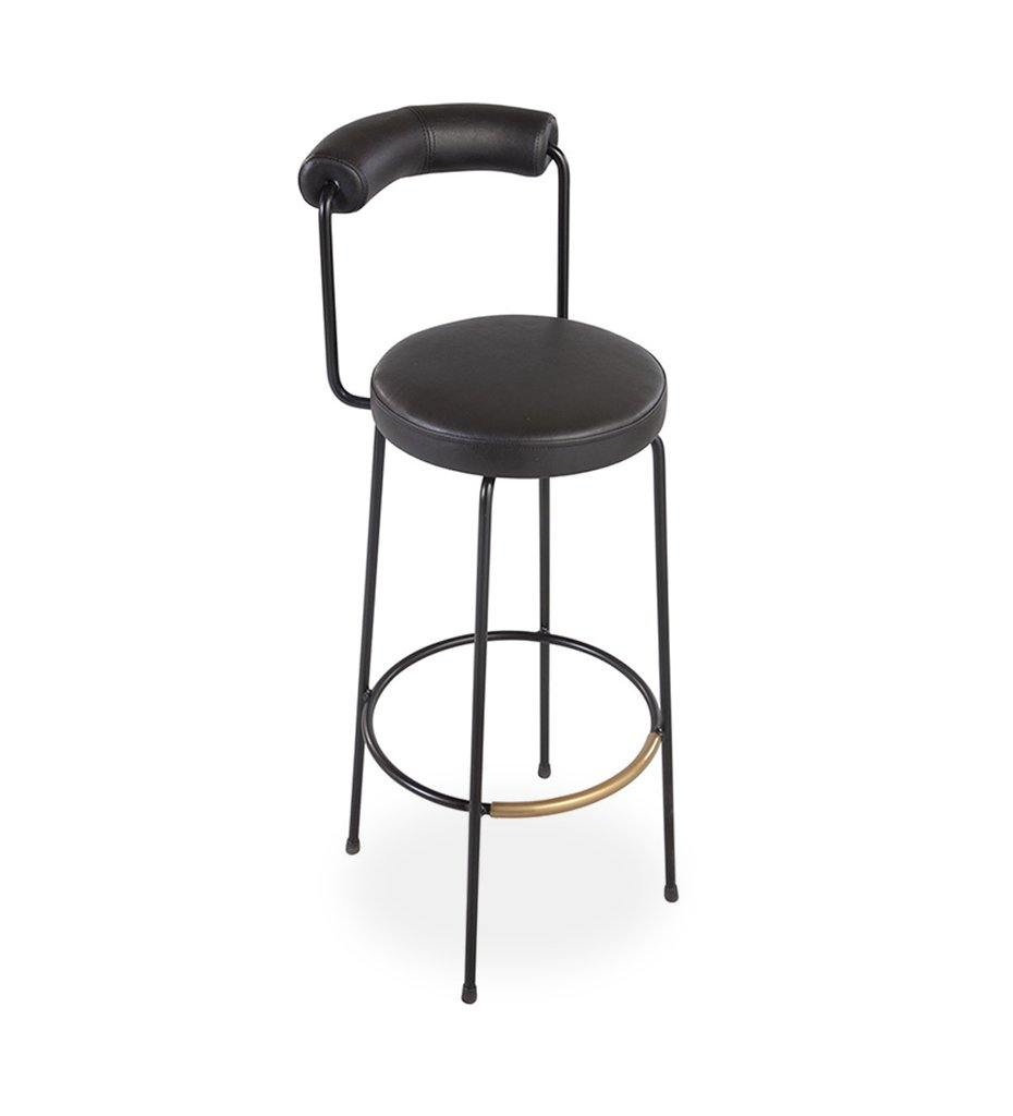 Almeco | Kazbah Bar Stool with Back | Residential or Restaurant