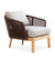 Juniper House-Almeco-Modulus Lounge Chair
