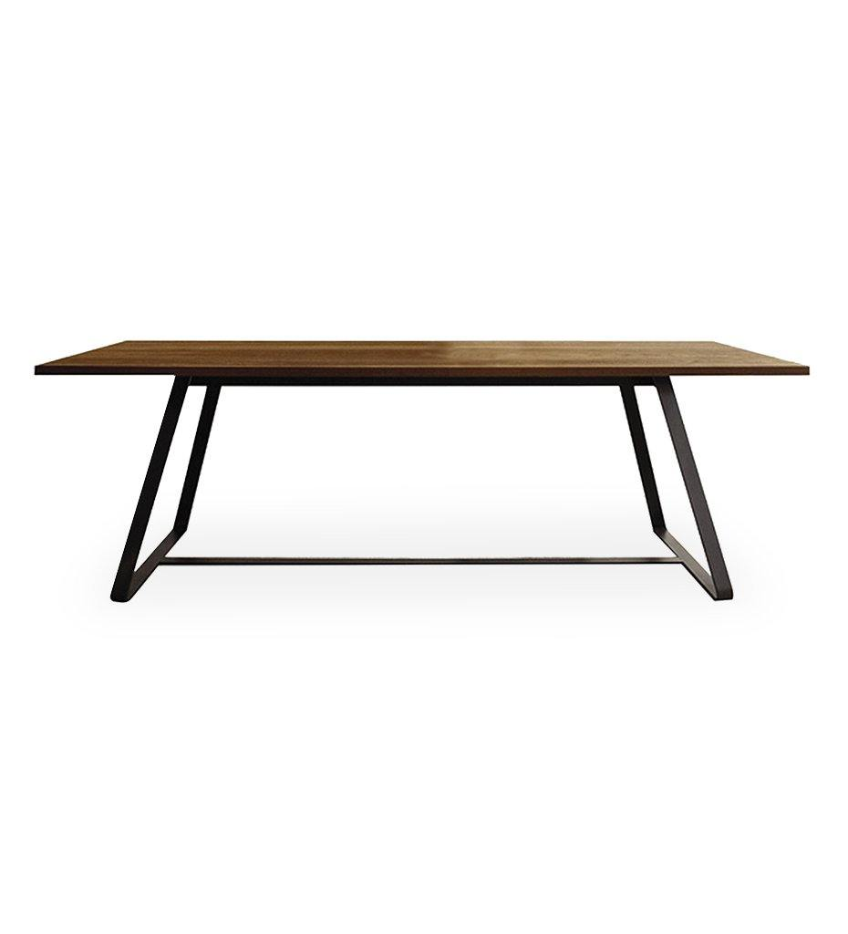 Juniper House-Almeco-Navona Dining Table Wood