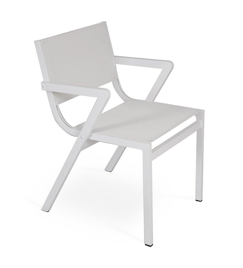 Juniper House-Almeco-Ofelia Stackable Armchair