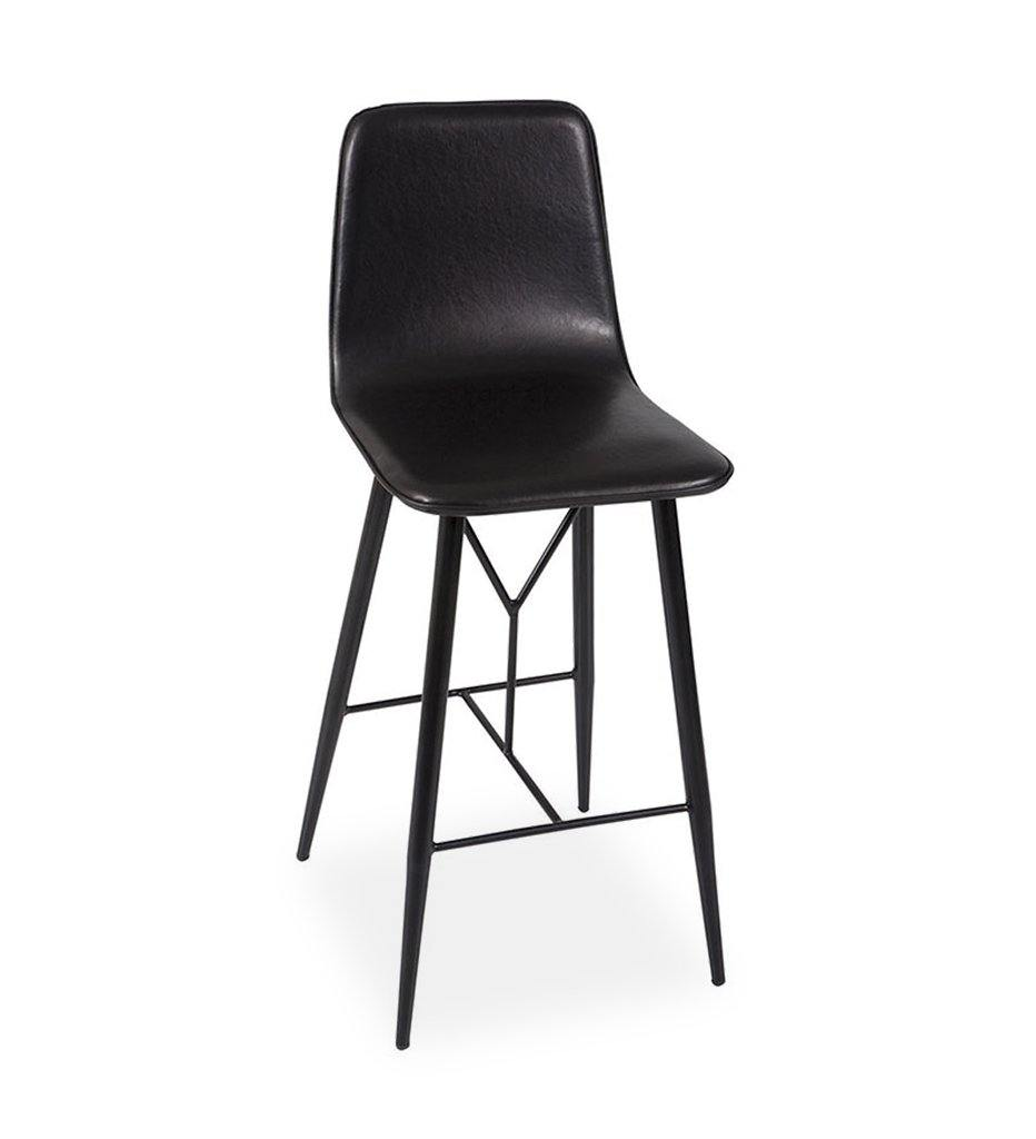 Almeco Peace Barstool - Upholstered