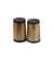 Horn Salt & Pepper Set