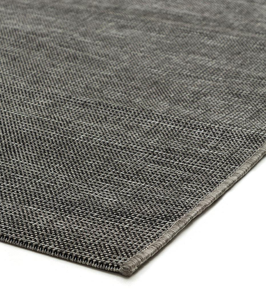 Roolf Living Dotty Anthracite Indoor Outdoor Rug