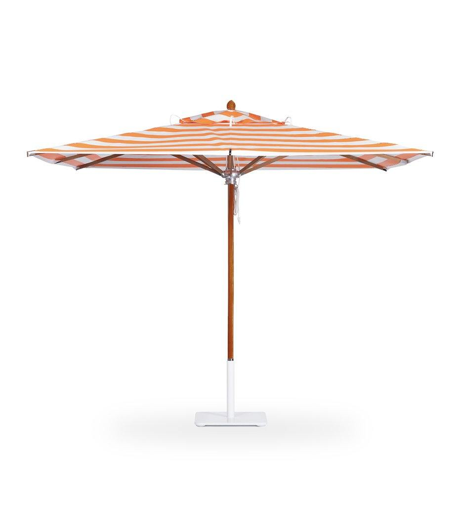 Juniper House-Santa Barbara Designs-Santa Barbara-Square-Mahogany Umbrella