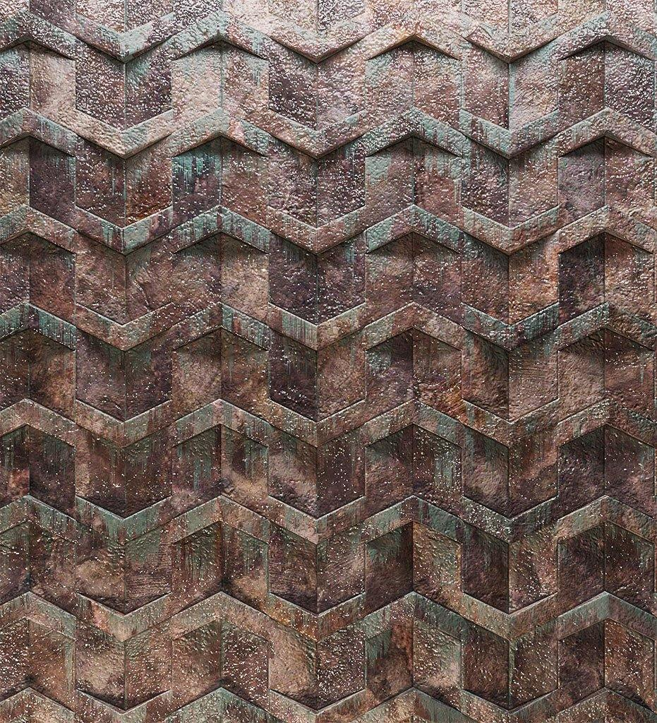 Sergey Makhno Ave Wall Tile