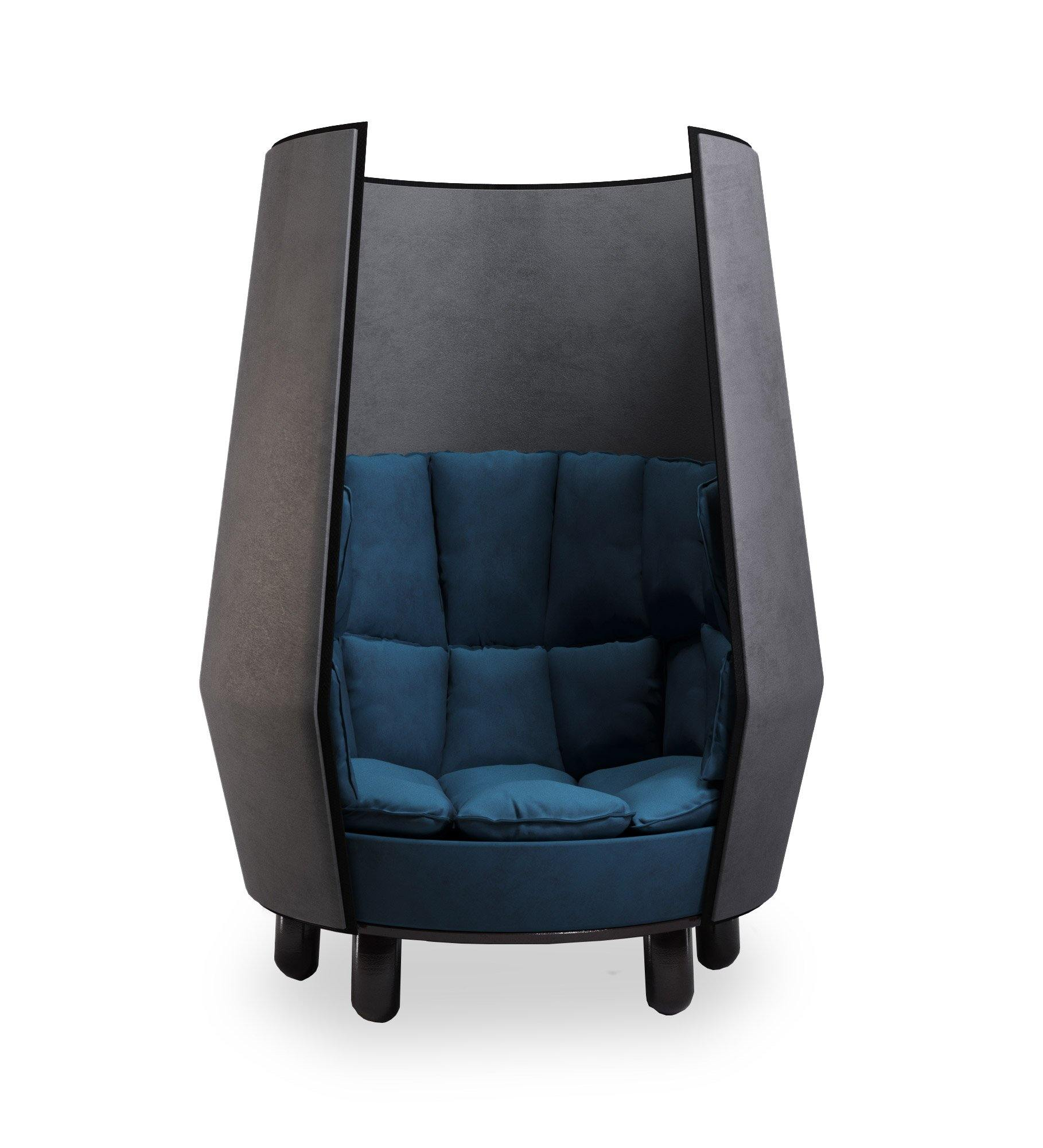 Sergey Makhno Botan Lounge Chair